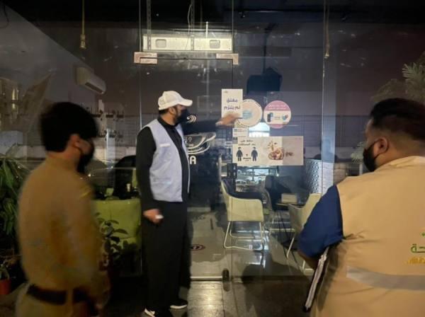 أمانة جدة تنفذ 4219 جولة رقابية على الأسواق وتغلق 58 منشأة مخالفة