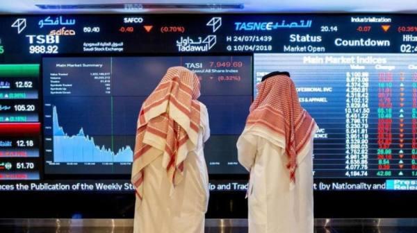 مؤشر الأسهم السعودية يغلق مرتفعاً عند مستوى 10698.30 نقطة