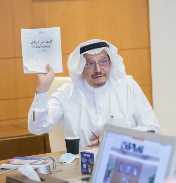 آل الشيخ: تطوير التعليم عملية مستمرة بشراكة الجميع