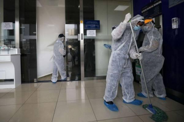 مطالبة أمريكية بسجلات 9 صينيين أصيبوا بمرض يشبه كورونا