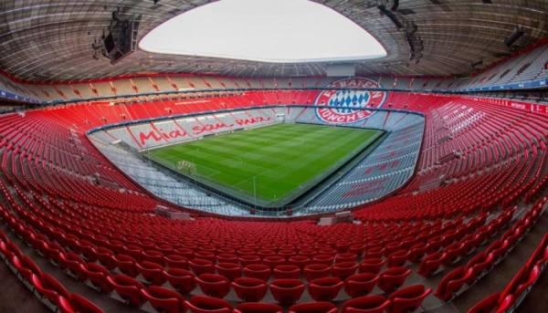 14 ألف متفرج في المباراة الواحدة في ميونيخ