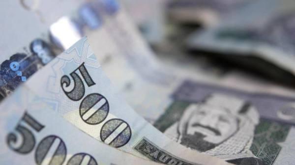 السيولة النقدية تتجاوز ترليوني ريال للشهر الرابع