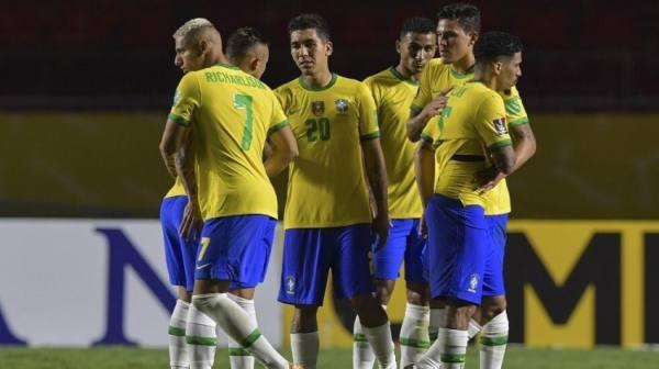 فوز خامس تواليا للبرازيل في تصفيات المونديال