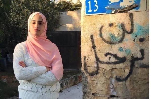 الشرطة الإسرائيلية تعتقل الناشطة الفلسطينية منى الكرد