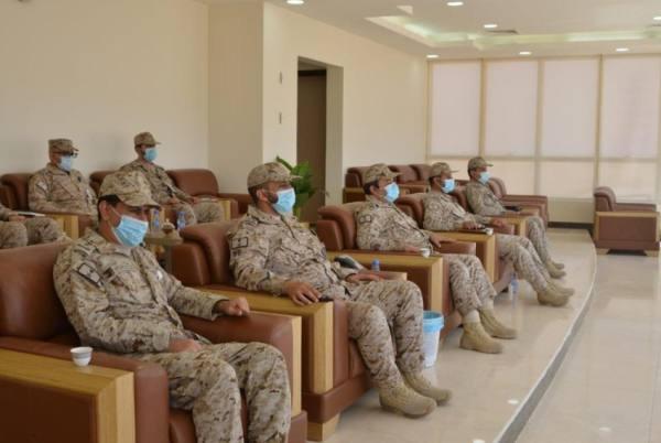 قوات الدفاع الجوي تختتم مناورات تمرين الذخيرة الحية