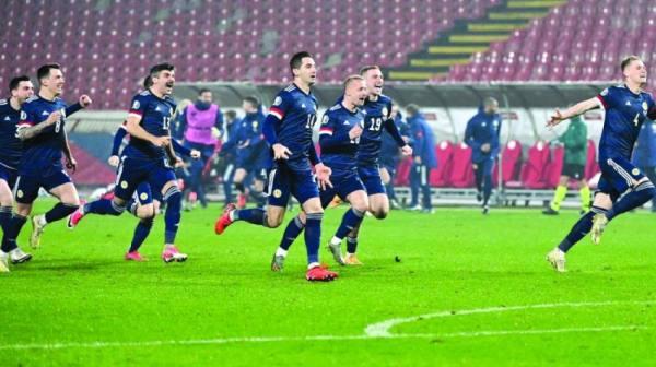 عودة أسكتلندا لكأس أوروبا بعد غياب ربع قرن