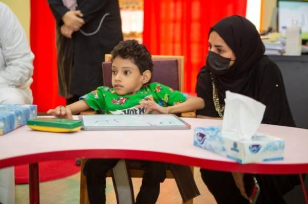 أمانة العاصمة المقدسة تزور جمعية الاطفال ذوي الإعاقة