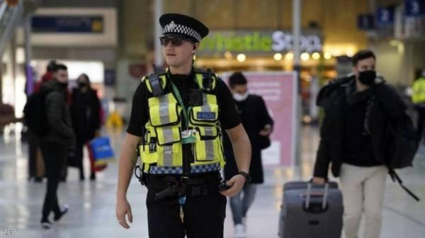 الشرطة البريطانية تقبض على أصغر