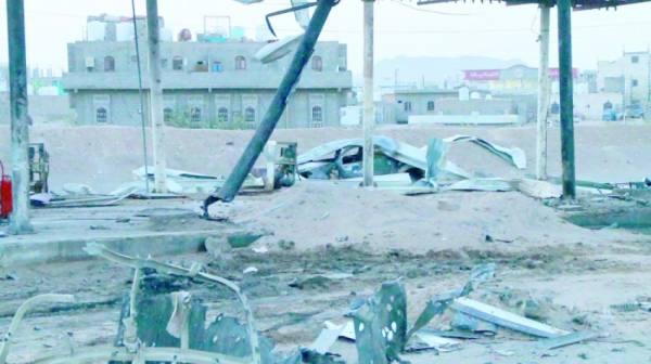 اليمن: «مجزرة الوقود» في مأرب جريمة حرب مكتملة الأركان