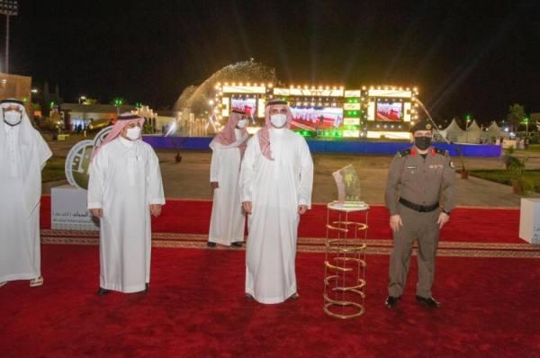 أمير الجوف يطلق مهرجان الزيتون في نسخته الـ 14