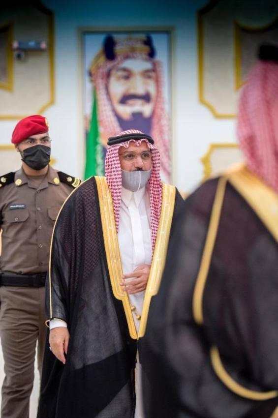 أمير القصيم يطلع على الجهود التطويرية لمركز البعيثة