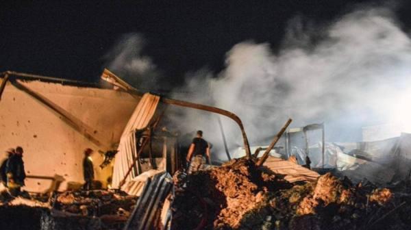10 قتلى في قصف إسرائيلي لسوريا بينهم عناصر أجنبية