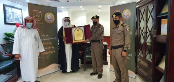 شرطة محافظة خليص تفعّل حملة