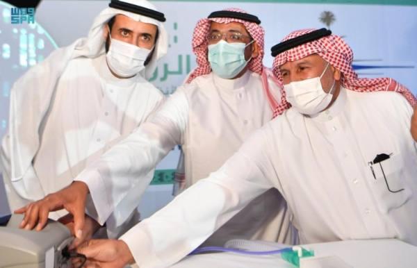 تدشين أول جهاز تنفس صناعي بمواصفات عالمية