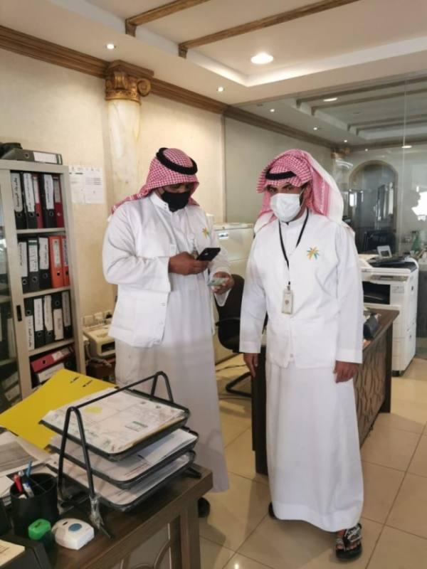موارد الرياض تنفذ أكثر من 300 زيارة رقابية على قطاع السيارات والدراجات النارية