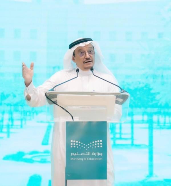 آل الشيخ: الغاية من تطوير المناهج بناء إنسان يمتلك مهارات القرن الـ21