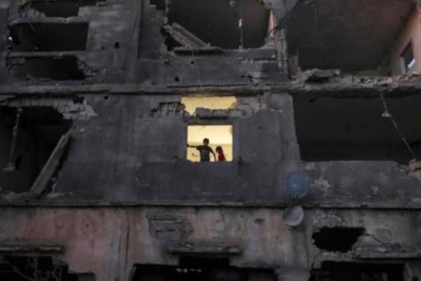 مقتل طفل فلسطيني في انفجار
