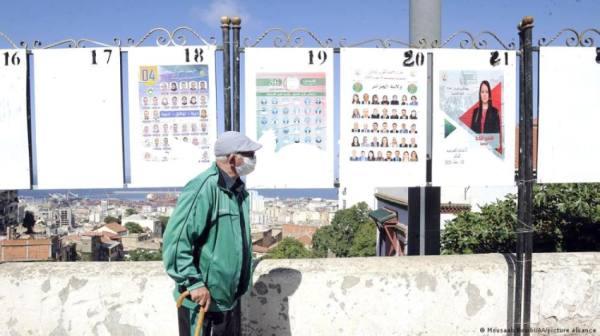 دعاية انتخابية مكثفة بشوارع الجزائر