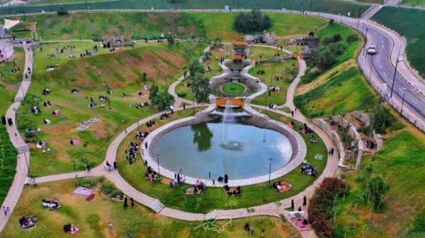 متنزهات الباحة