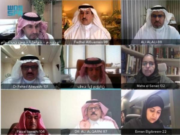 لجنة الشورى تناقش استراتيجية وتحديات وكالة الأنباء السعودية