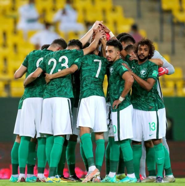 المنتخب السعودي يكسب المنتخب السنغافوري بثلاثية نظيفة
