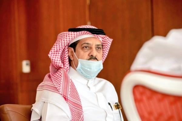 رئيس جامعة حفر الباطن يستقبل مدير وأعضاء مجلس إدارة جمعية نفح الأمل لخدمة ذوي الإعاقة بالمحافظة