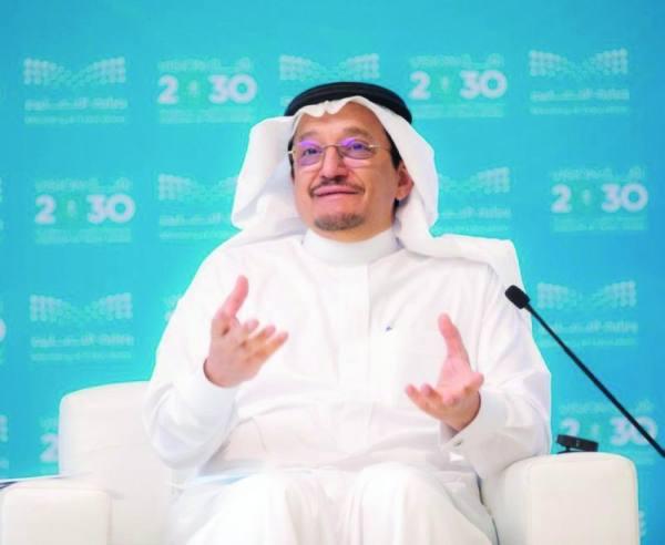 آل الشيخ: منصة جديدة لإعداد المعلمين «القادة» قريبا