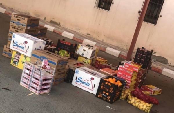 أمانة مكة تغلق مقهى وتصادر 740 كيلو جرامًا من الخضروات والفواكه