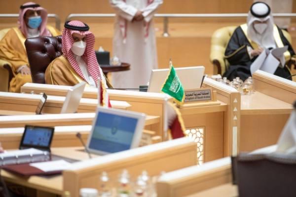 وزير الخارجية يشارك في الاجتماع الوزاري لدول مجلس التعاون