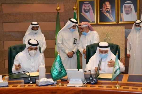 جامعة المؤسس توقع مذكرة تفاهم مع أكاديمية اكسفورد السعودية للطيران