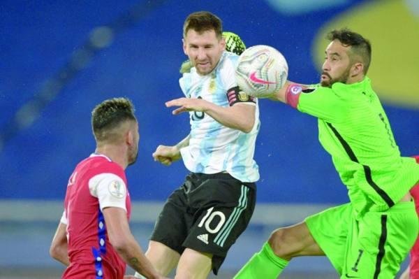 الأرجنتين تبحث عن التعويض أمام الأوروجواي