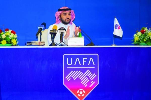 تزكية الأمير عبدالعزيز بن تركي رئيسا للاتحاد العربي