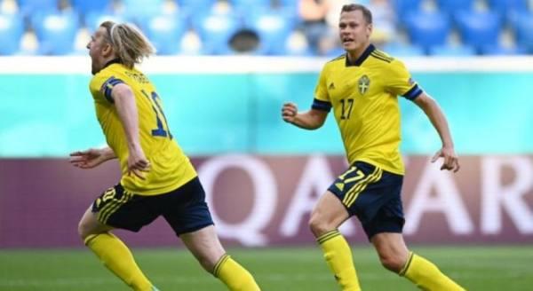 السويد تحقق الفوز على منتخب سلوفاكيا بهدف يتيم