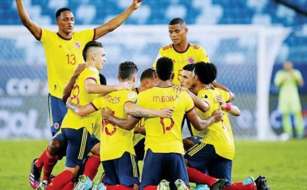 كولومبيا للحاق بالبرازيل.. وصراع المؤخرة بين فنزويلا والإكوادور