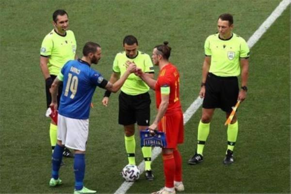 إيطاليا تخطف الفوز من أمام ويلز بهدف وحيد