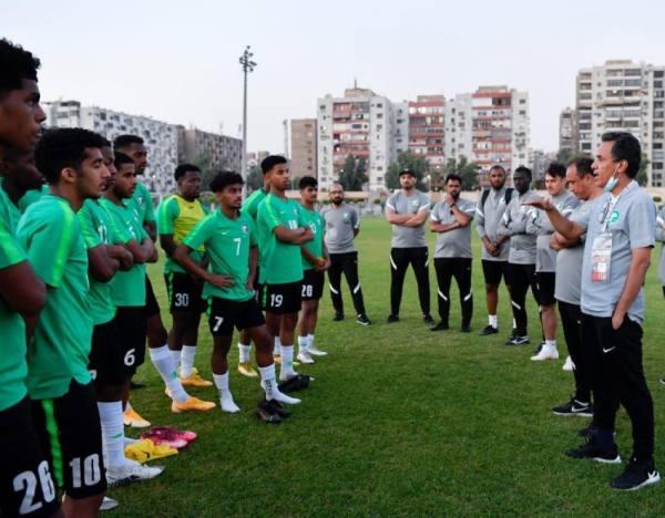 الأخضر تحت 20 عام يواجه أوزباكستان بكأس العرب