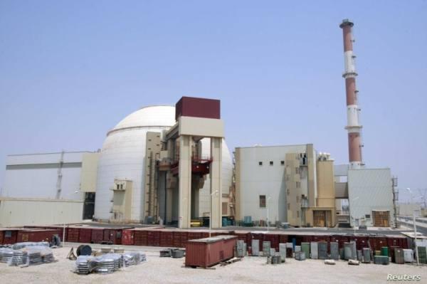 إيران : وقف العمل في محطة بوشهر للطاقة النووية