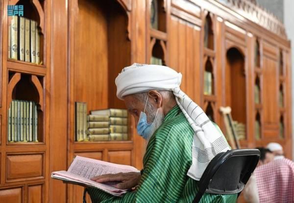 مسجد قباء.. حديث الساعة