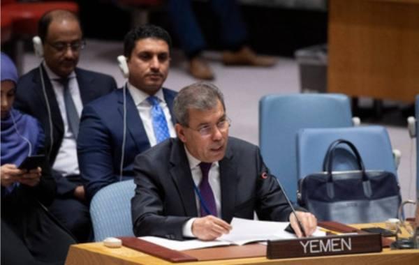 الحكومة اليمنية تدعو الأمم المتحدة لإدانة عرقلة مليشيا الحوثي تنفيذ اتفاق الحديدة