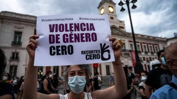 تزايد جرائم قتل النساء في أوروبا مع انحسار كوفيد 19