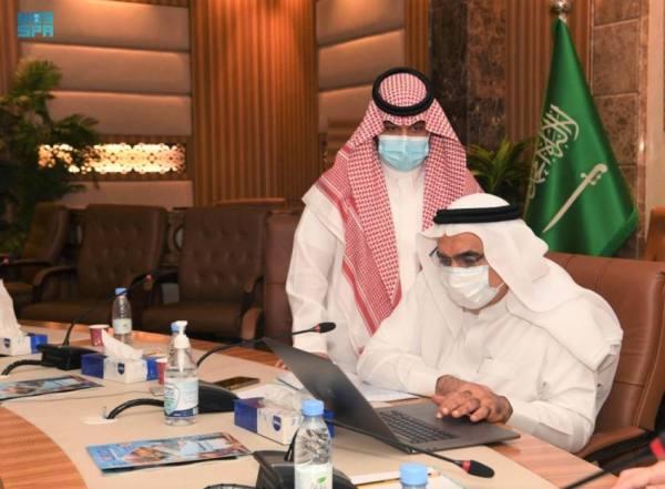 أمين الشرقية يدشن خدمة الاعتماد الإلكتروني للمصانع والموردين والمختبرات