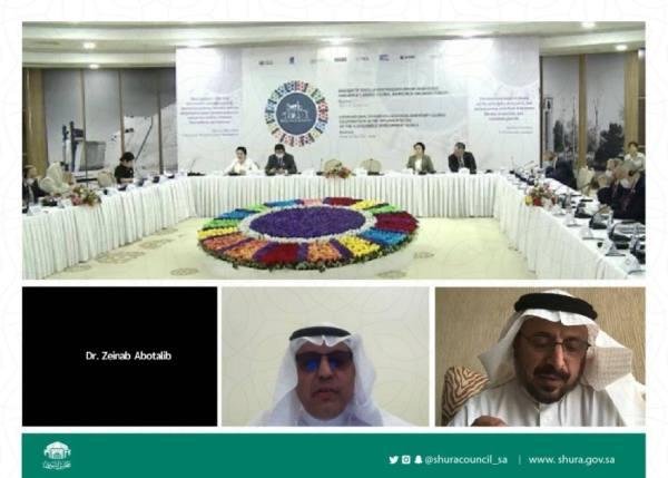 «منتدى التنمية» يستعرض التجربة السعودية في تنويع الدخل ومواجهة كورونا