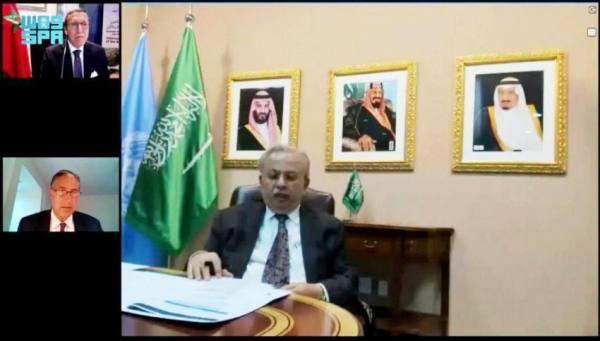 المعلمي يرأس الجلسة الرابعة في مؤتمر الأمم المتحدة الثاني لمكافحة الإرهاب