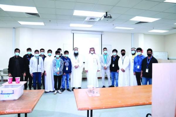 د.السدحان: المشاركة الطلابية في «موهبة» شغف علمي كبير