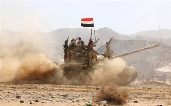 الجيش اليمني يتقدم ميدانيًا في العمليات العسكرية بمحافظة البيضاء
