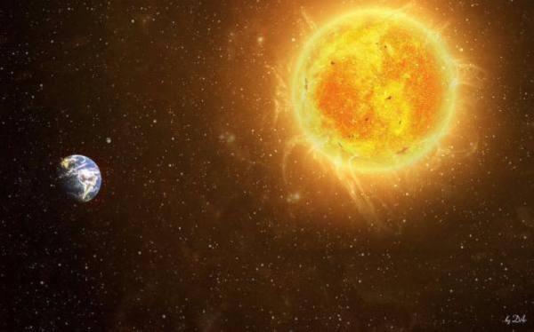 فلكيّة جدة : الأرض في أبعد مسافة من الشمس .. غداً