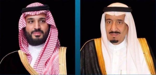 القيادة تعزي أمير الكويت في وفاة الشيخ فيصل الصباح