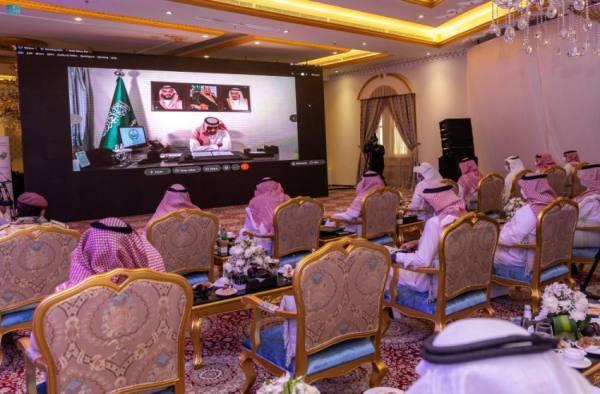 حسام بن سعود يفتتح ورشة عمل
