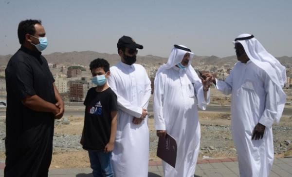 سكان غدير مكة لـ «المدينة» :  لا طريق نظامي لمدخل مخطط مكتظ بالسكان