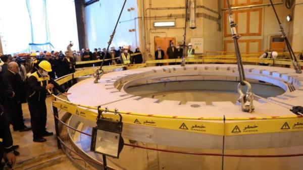 بريطانيا وفرنسا وألمانيا يعبرون عن قلقهم البالغ تجاه أنشطة إيران النووية